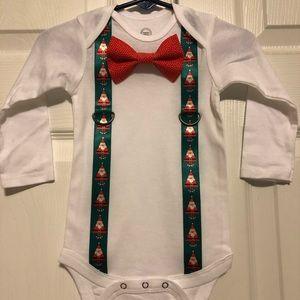 Other - Baby Boy Christmas Onesies